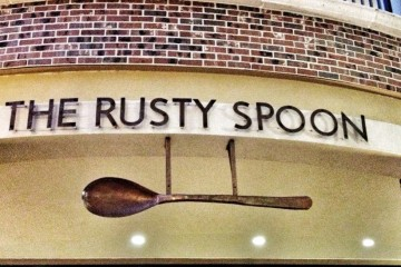 Rusty Spoon