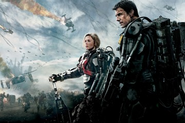 The edge of tomorrow